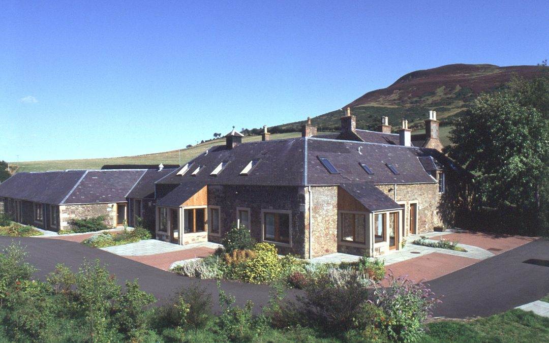 GROUP ACCOMMODATION IN THE SCOTTISH BORDERS