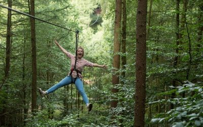 BEST ACTIVE DAYS OUT IN THE SCOTTISH BORDERS