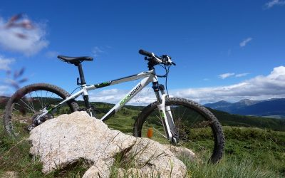 MOUNTAIN BIKING IN THE SCOTTISH BORDERS
