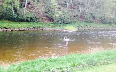 FISHING IN MELROSE AND THE SCOTTISH BORDERS