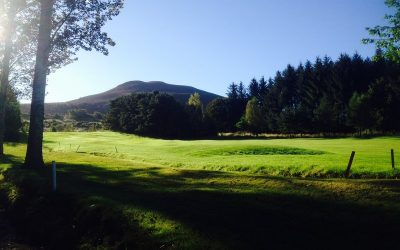 BEST GOLF COURSES IN THE SCOTTISH BORDERS